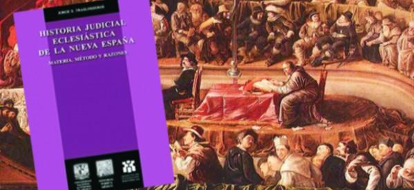 Sale a la luz nuevo libro de Jorge Traslosheros