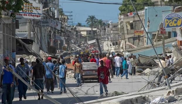 """""""Memoria y esperanza para Haití a cinco años del terremoto"""""""