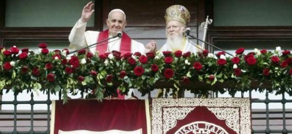 Francisco y Bartolomé: esfuerzos por la paz