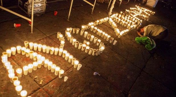 Un año ya de la desaparición de los 43 normalistas