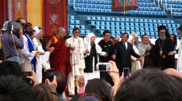 Las religiones ofrecen un aporte invaluable a la paz