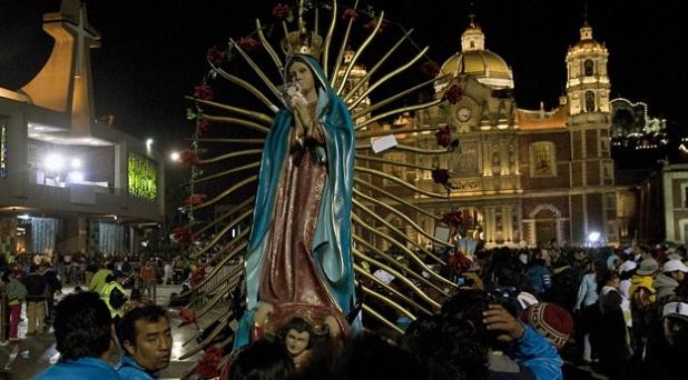 El Papa, Guadalupe y América Latina