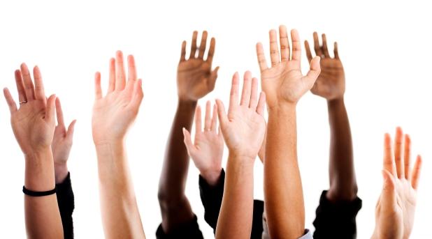 Voluntarios, testigos de la caridad