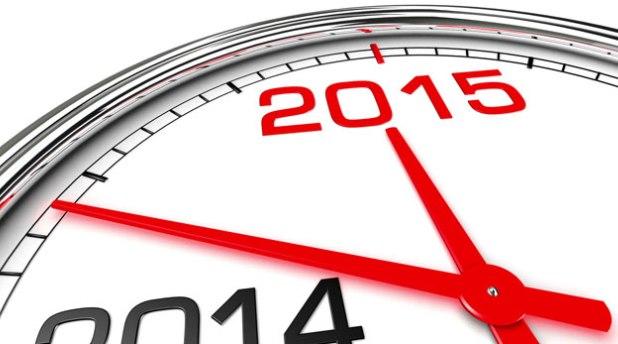 2015: Un nuevo año que habrá que buscar vivir día a día
