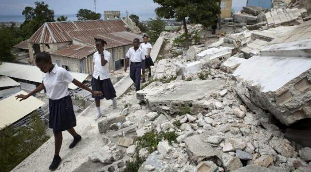 Haití,  mirada de esperanza