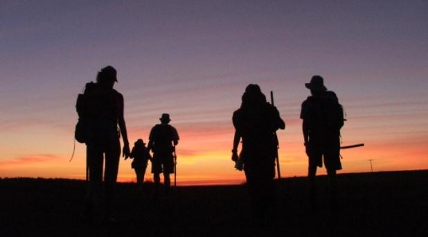 ¿Vivo como nómada o como peregrino?