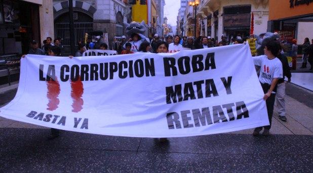 Corrupciones
