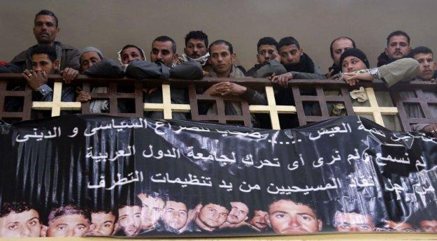 Martirio en Medio Oriente y ceguera en Occidente