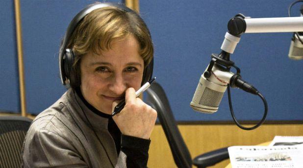 Carmen Aristegui, libertad de expresión y dictadura en México