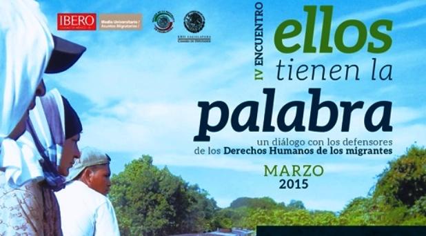 Dialogarán con defensores de migrantes, en la Ibero