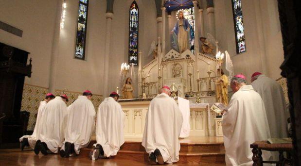 Obispos consagran frontera al Corazón Inmaculado de María
