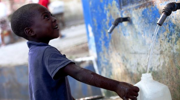 El agua es un bien público, no una mercancía