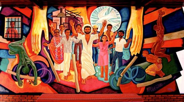Teología de la liberación según Francisco