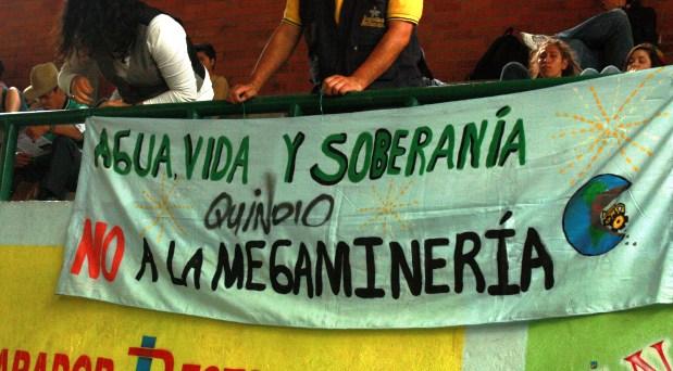 Obispos denuncian peligros de la minería en Latinoamérica