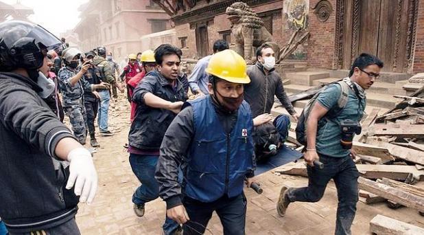Vaticano envía ayuda a damnificados en Nepal