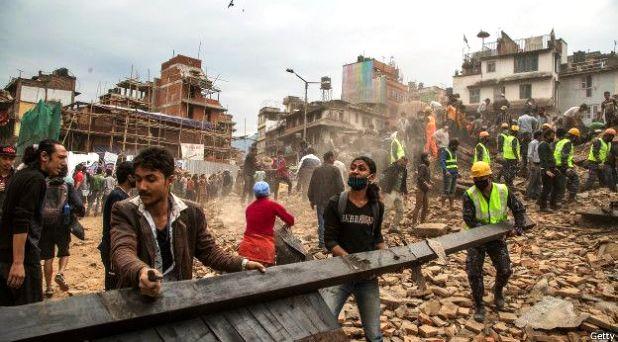 Salesianos en Nepal se vuelcan en ayuda a damnificados por terremoto