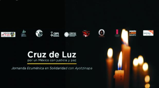 Cruz de Luz por un México con Justicia y Paz
