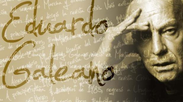 3, 2, 1 … Eduardo Galeano
