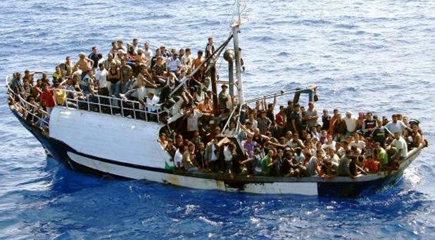 Suman esfuerzos para detener muertes de migrantes en el mar