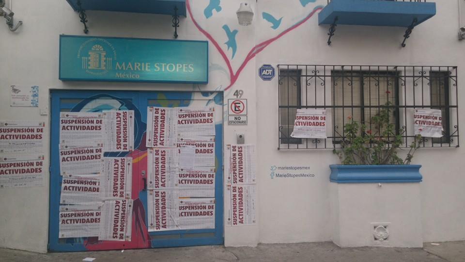 Cierran abortorio en México:  el poder de la oración 40 días por la vida