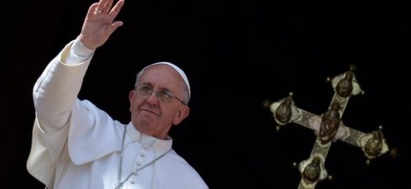 Cuando el mismo Papa Francisco presentó su programa