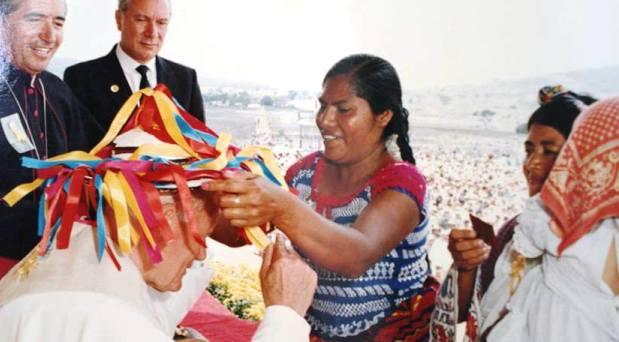 25 de la visita de Juan Pablo II a Chiapas, ¿qué ha cambiado para los pueblos indígenas?