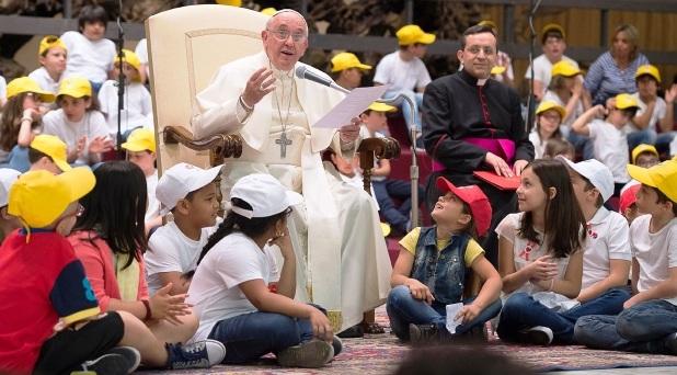 """""""Donde no hay justicia no hay paz"""": Papa Francisco"""
