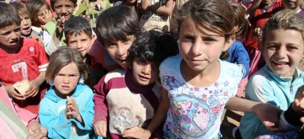 Caritas pide protección para niños refugiados ante la ONU