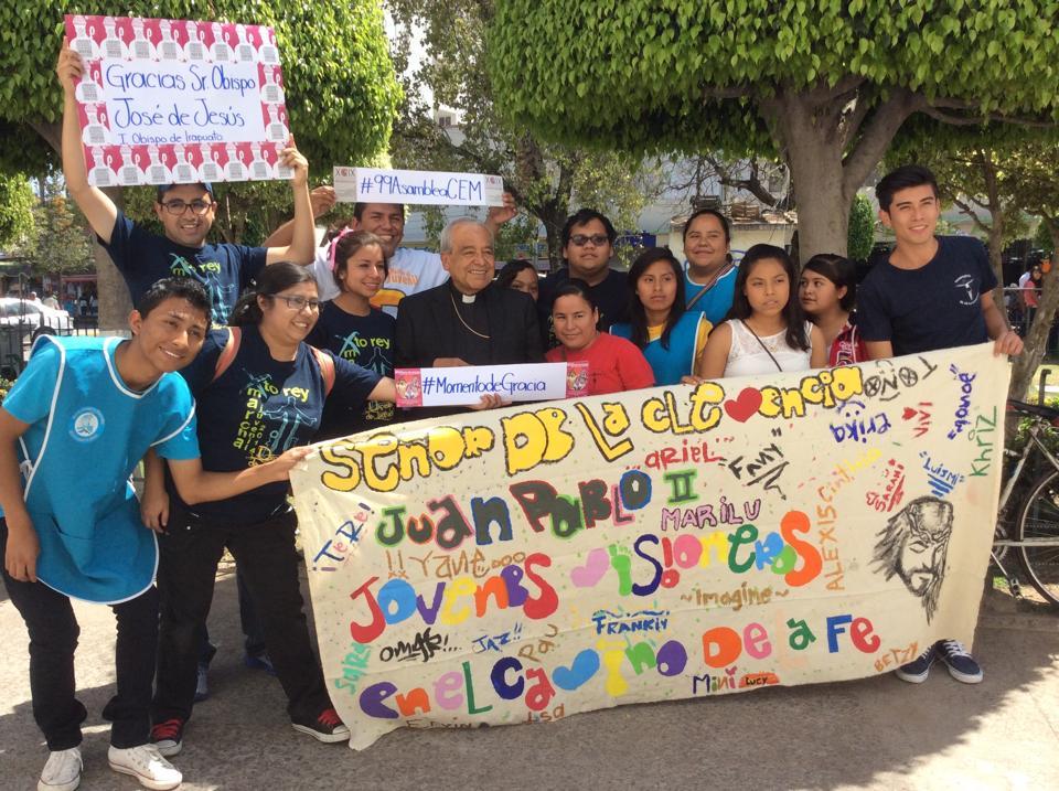 Obispos de México aman a sus jóvenes