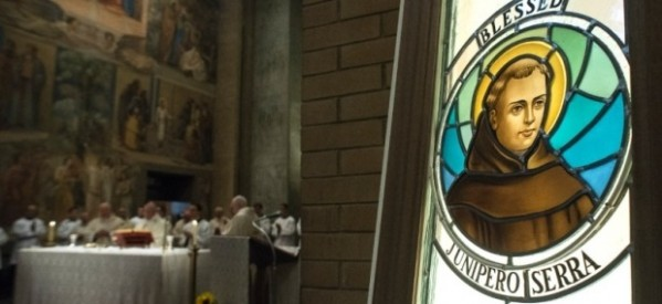 Junípero Serra, discípulo y misionero
