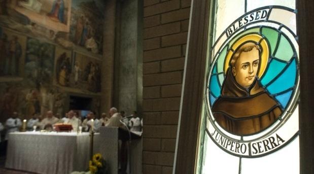 Junípero Serra, su celo misionero nos provoca: Francisco