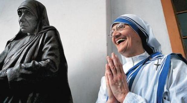 Muere la primera sucesora de Madre Teresa