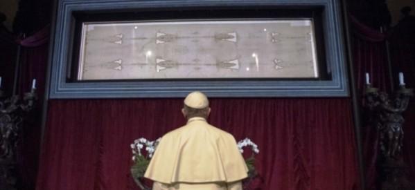 «A la Iglesia le interesa la verdad sobre la Sábana Santa»