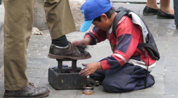 """""""No al trabajo infantil, sí a una educación de calidad"""""""