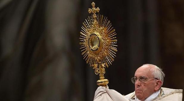 Eucaristía, regalo de Dios para nosotros