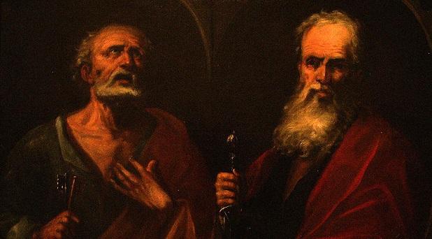 Pedro y Pablo, fe y anuncio
