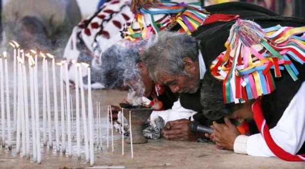 Orar en Chiapas