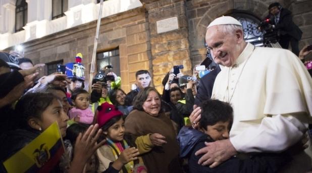 El Papa Francisco en las periferias de la Patria Grande