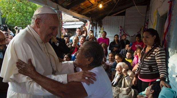 Francisco en Sudamérica, ¿manipulado o incomprendido?