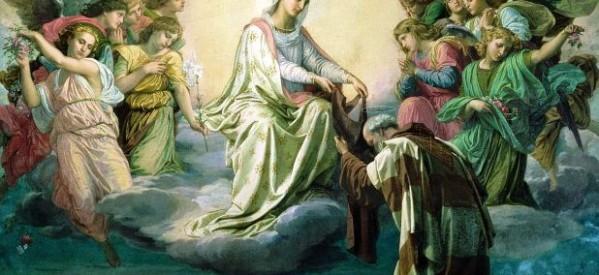 Trasladados a la bienaventuranza – Devocionario a Nuestra Señora del Carmen