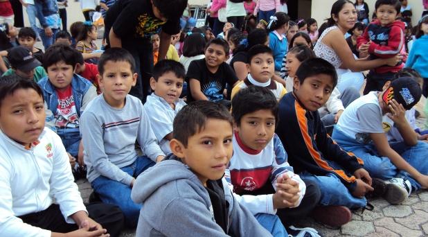Tres elementos para la pastoral con niños y jóvenes