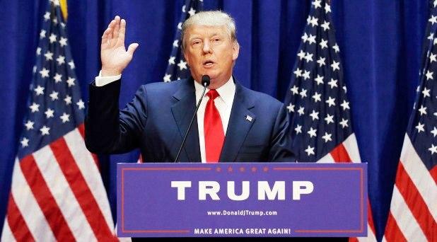 Donald Trump: lo amas o lo odias