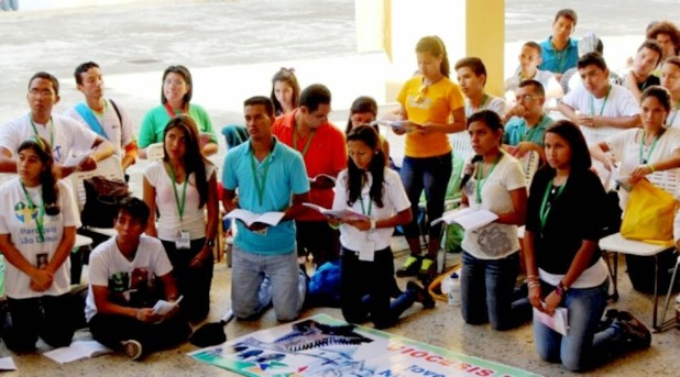 La educación de los jóvenes y su compromiso por la paz