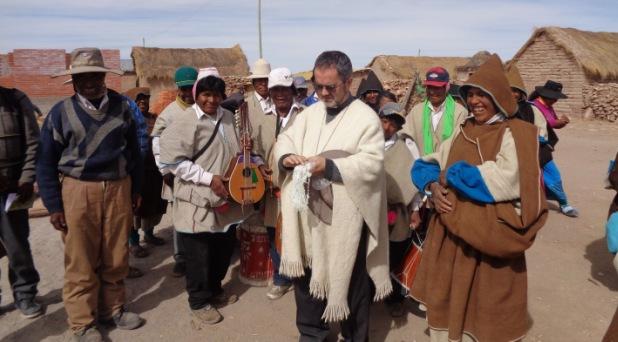 Sacerdotes misioneros y diocesanos
