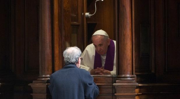 La confesión como un bautismo continuo