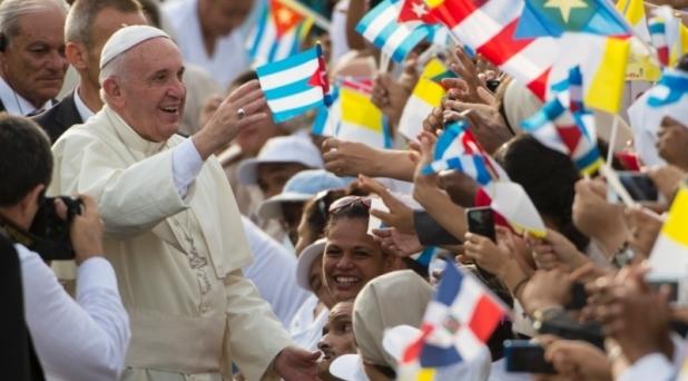 Acompañemos al Papa
