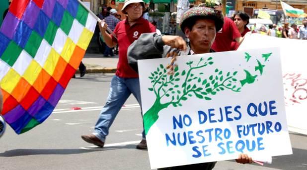 Cuidar el planeta: cuestión religiosa y ética