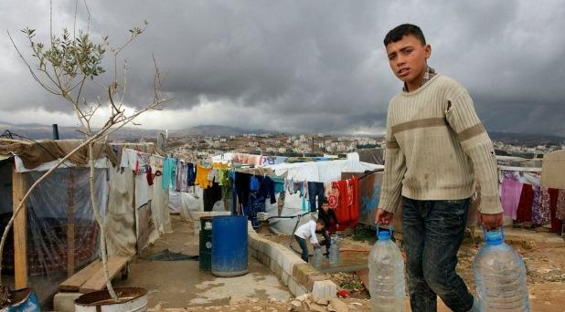 Esperanza para los jóvenes sirios en medio de la guerra