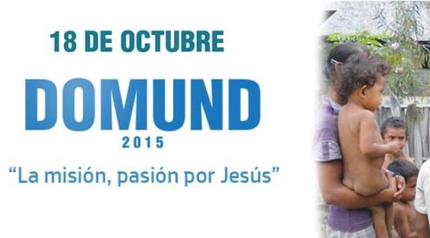 La misión es una pasión por Jesús y al mismo tiempo, pasión por su pueblo