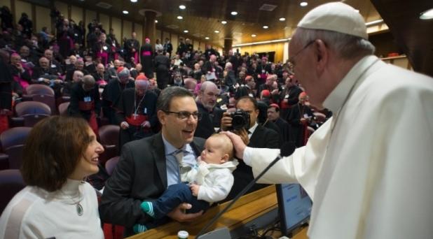 Sínodo de obispos en Roma